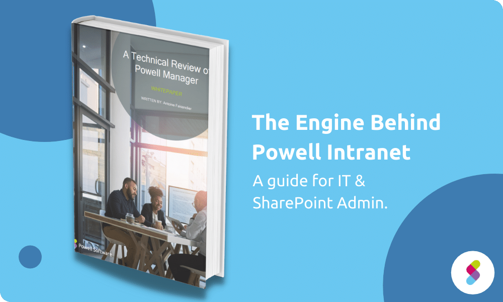 Technical Review of Powell Intranet